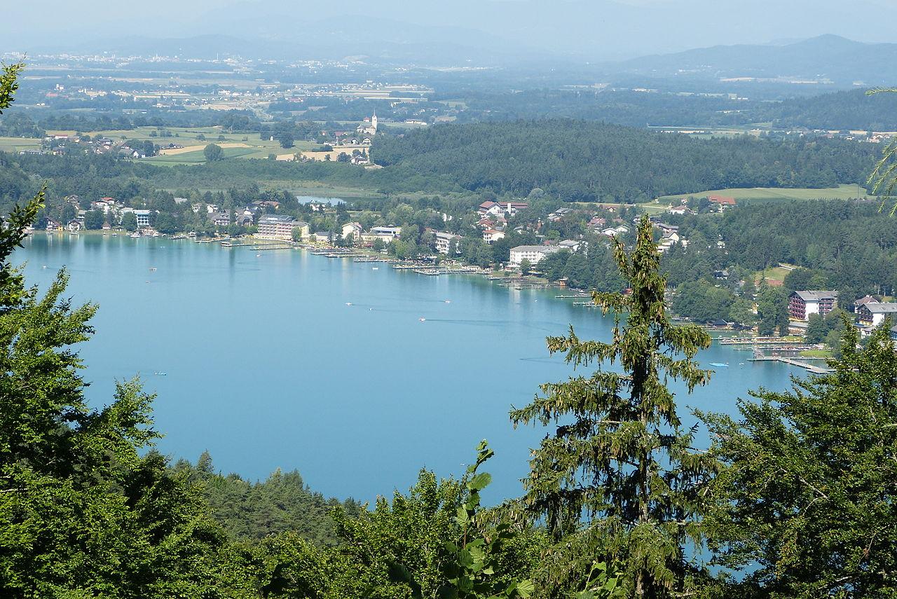 Klopeiner See Seen erleben